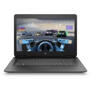 HP Pavilion Power 17-ab402nc,Core i7-8750H hexa  ,8GB DDR4 1DM  ,1TB 5400RPM + 128GB SATA