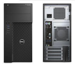 PROMO - Dell Precision T3620 MT i7-6700/16G/256SSD+1TB/P1000-4G/DVD-RW/DP/MCR/W10P/3R NBD