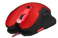 SPEED LINK myš SL-680000-BKRD SVIPA Gaming Mouse, red-black