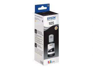 EPSON 105 - 140 ml - černá - originál - inkoustový zásobník - pro EcoTank ET-7700, ET-7750