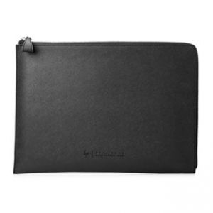 """HP Obal na notebook 15,6"""", Spectre Split Leather Sleeve, černý z kůže, HP"""