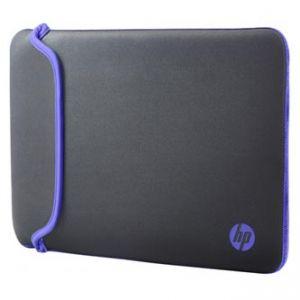 """Sleeve na notebook 14"""", Chroma sleeve, šedý/fialový z neoprenu, HP"""