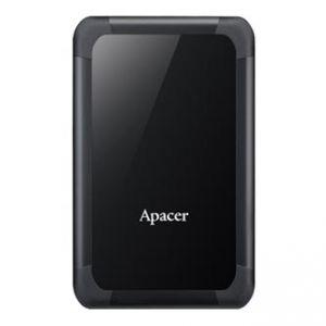 "ApACER externí pevný disk, Portable, 2.5"", USB 3.1, 1TB, 1000GB, AP1TBAC532B-1, černý"