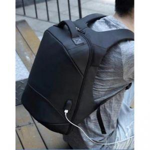 """Batoh na notebook 15,6"""", NB007, černý z polyesteru/polyethylenu/nylonu, není snadné vykrás"""