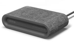 IOTTIE iON Wireless Pad Plus Ash, grey