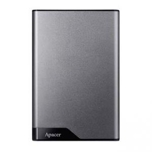 "Apacer externí pevný disk, AC632, 2.5"", USB 3.1, 2TB, AP2TBAC632A-1, šedý"