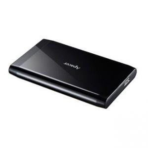 """Apacer externí pevný disk, AC235, 2.5"""", USB 3.0, 500GB, AP500GAC235B-1, černý, LED indikát"""