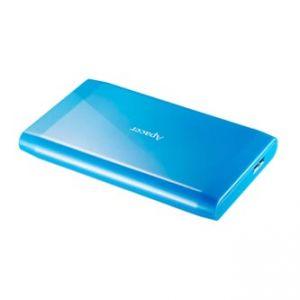 "Apacer externí pevný disk, AC235, 2.5"", USB 3.0, 500GB, AP500GAC235U-1, modrý, LED indikát"