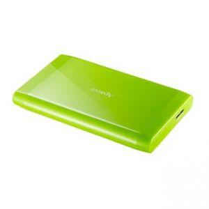 "Apacer externí pevný disk, AC235, 2.5"", USB 3.0, 500GB, AP500GAC235G-1, zelený, LED indiká"