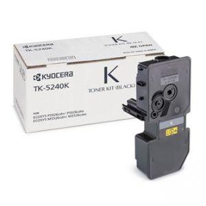 KYOCERA originální toner TK-5240K Černá/black, 4000str. KYOCERA M5526cdn, M5526cdw