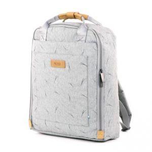 """Batoh na notebook 15,6"""", Orion Salt & Pepper, šedý z polyesteru, Golla"""