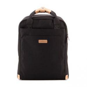 """Batoh na notebook 15,6"""", Orion Black, černý z polyesteru, Golla"""