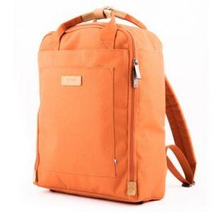 """Batoh na notebook 15,6"""", Orion Orange, oranžový z polyesteru, Golla"""