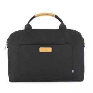 "Taška na notebook 15"", Polaris Black, černá z polyesteru, Golla"