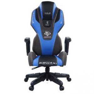 Herní křeslo E-BLUE AUROZA, modré, Bluetooth