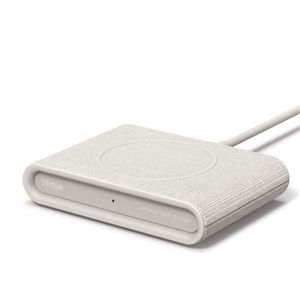 iOttie iON Wireless Pad Mini Ivory, tan