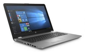 HP 250 G6, i3-7020U, 15.6 FHD, 8GB, 1TB, DVDRW, ac, BT, silver, W10 - sea model