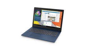 """Lenovo IdeaPad 330-15AST AMD A9-9425  3,70GHz/4GB/2TB/15,6"""" FHD/AG/DVD-RW/WIN10   modrá"""