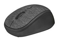 TRUST myš Yvi Fabric Wireless Mouse - black