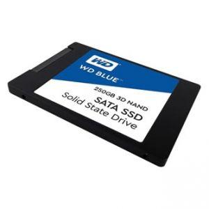 """SSD Western Digital 2.5"""", SATA III, 250GB, WD Blue 3D NAND, WDS250G2B0A 525 MB/s,550 MB/s"""