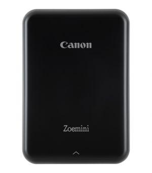 CANON Zoemini fototiskárna PV-123 , černá , přenosná, kapesní , ZINK, bluetooth