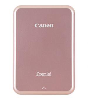 CANON Zoemini fototiskárna PV-123 růžová  , ZINK, přenosná , kapesní, bluetooth