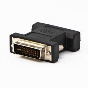 Video Redukce, DVI (24+5) M-VGA(D-sub) F, 0, šedá, Logo, blistr