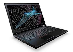 "LENOVO ThinkPad P71 Xeon E3-1535M/32GB/1TB SSD/DVD+RW/Quadro P5000M/17,3""4K IPS/Win10PRO f"