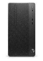 HP 285 G3 - Mikro věž - 1 x Ryzen 3 2200G / 3.5 GHz - RAM 4 GB - SSD 128 GB - NVMe, HP Val