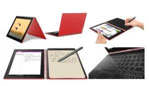 "LENOVO YOGA BOOK WINDOWS Atom x5-Z8550 2,4GHz/10,1"" FHD/IPS/multitouch/4GB/128GB/CreatePad"