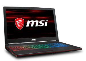 MSI GP63 8RE-627CZ Leopard /i7-8750H Coffeelake/16GB/128GB SSD + 1TB HDD/GTX 1060, 6GB/15,
