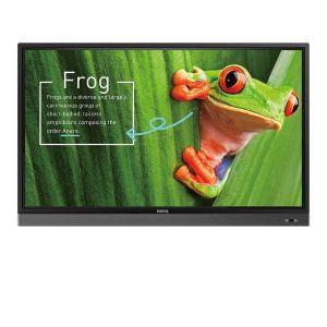 """BenQ LCD RM7501K 75"""" LED/3840x2160/1200:1/350 cd/m2/10-point touch/D-Sub/4xHDMI/4xUSB/VESA"""
