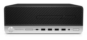 HP ProDesk 600 G4 - SFF - 1 x Core i5 8500 / 3 GHz - RAM 8 GB - SSD 256 GB - NVMe - DVD-za