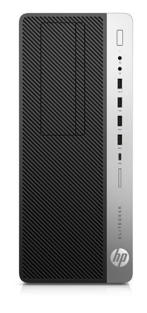 HP EliteDesk 800G4 TWR i7-8700/16/512/DVD/NV/W10P