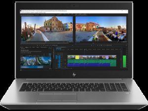 HP ZBook 17 G5 FHD/Xeon E-2186M/32G/512G/NV QP4200/DP/HDMI/TB/RJ45/WIFI/BT/MCR/FPR/3RServi