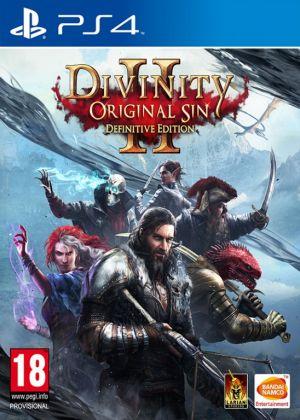 PS4 - DIVINITY: ORIGINAL SIN 2 -DEFINITIVE EDITION