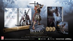 PC - Sekiro: Shadows Die Twice Collectors edition