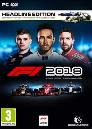PC - F1 2018 D1 edice