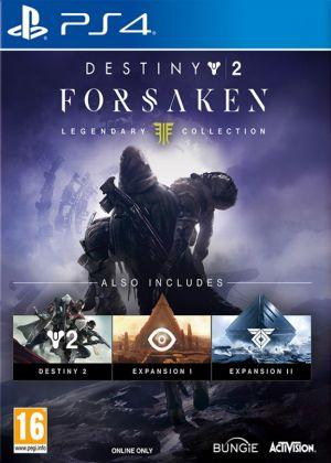 PS4 - Destiny 2 FORSAKEN Legendary Collection