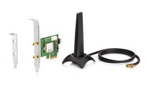 HP Realtek 8822BE 802.11ac PCIe x1 Card