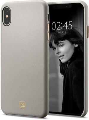 SPIGEN La Manon Câlin, beige - APPLE iPhone XS Max