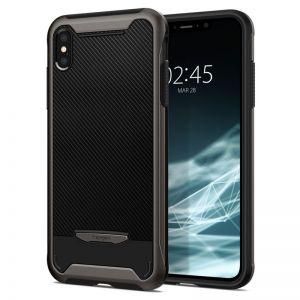 SPIGEN Hybrid NX, gunmetal - APPLE iPhone XS/X