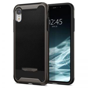 SPIGEN Hybrid NX, gunmetal - APPLE iPhone XR