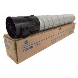 Konica MINOLTA toner A87M050, black, TN-323 - pošk. obal D (viz. popis)