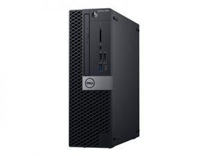 Dell OptiPlex 5060 - SFF - 1 x Core i7 8700 / 3.2 GHz - RAM 8 GB - SSD 256 GB - DVD-zapiso