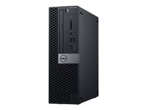 Dell OptiPlex 5060 - SFF - 1 x Core i5 8500 / 3 GHz - RAM 4 GB - HDD 500 GB - DVD-zapisova