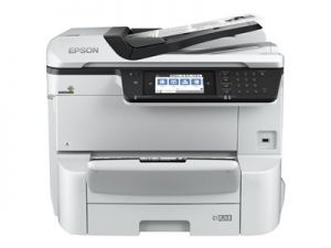 Epson WorkForce Pro WF-C8690DWF - Multifunkční tiskárna - barva - tryskový - A3 (média) -