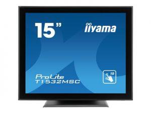 """IIYAMA ProLite T1532MSC-B5X - LED monitor - 15"""" (15"""" zobrazitelný) - dotykový displej - 10"""