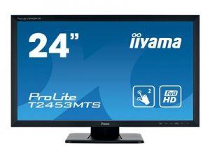 IIYAMA, T2453MTS-B124 W LCD Opt Dual T Full HD L