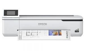 "EPSON SureColor T3100N / 24""/ 2400 x 1200 dpi / 4 inkousty / ADF / USB / LAN / Wi-Fi"